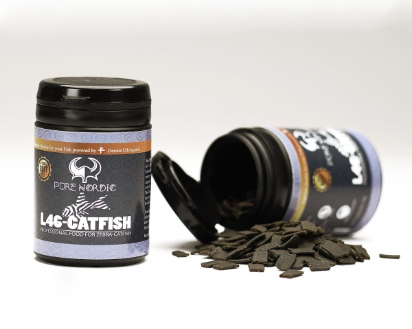 L46 Catfish Food / Welsfutter - 35g