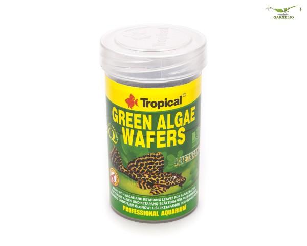 Tropical Green Algae Wafers - 250 ml