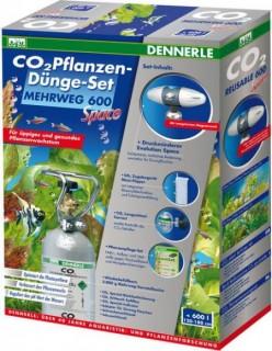 Dennerle CO2 Pflanzen-Dünge-Set MEHRWEG 600 Space