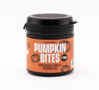 NatureHolic - Pumpkin Cinnamon Bites - Futter für Wirbellose im Aquarium - 30 g