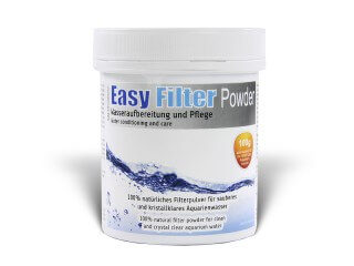 SaltyShrimp - Easy Filter Powder - 120g