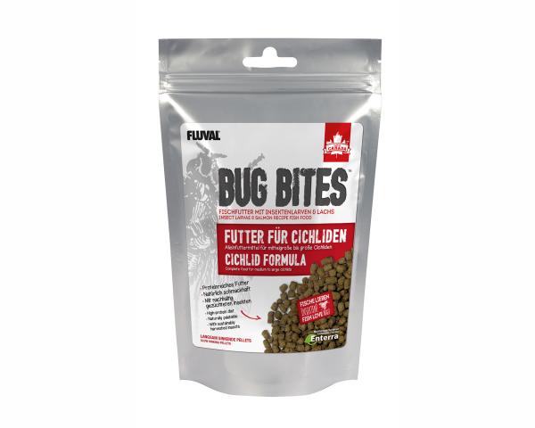 Bug Bites - Futter für Cichliden - 100g