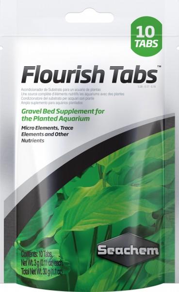 SEACHEM - Flourish Tabs 10 tab pack