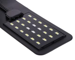 Aquarium Lampe 10W - schwarz