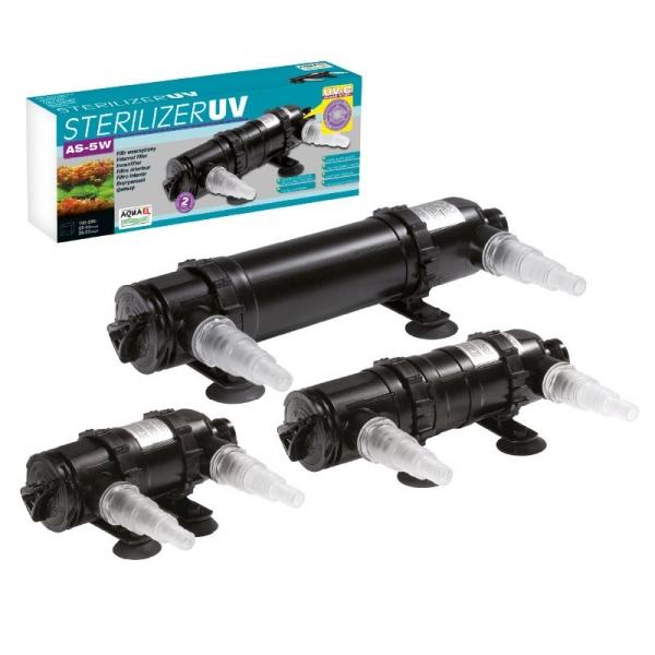 UV Lampe Sterilisator UV AS 5W