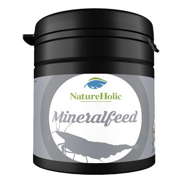 NatureHolic - Mineralfeed Garnelenfutter - 30g