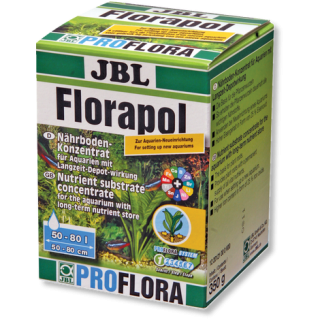 JBL Florapol Nährboden Konzentrat - 350g