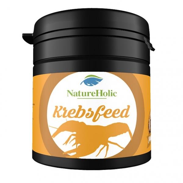 NatureHolic - Krebsfeed Krebsfutter - 30g