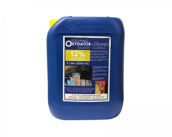 Söchting Oxydator-Lösung 12% - 5 Liter