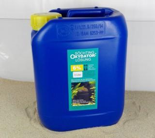 Söchting Oxydator-Lösung 6% - 5 Liter