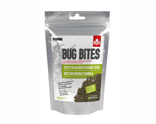 Bug Bites - Futter für Bodenfische - 130g