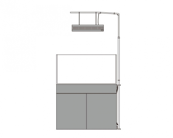 ADA - Solar RGB Arm Stand