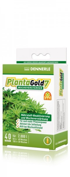 Dennerle PlantaGold 7 - 40 kapseln