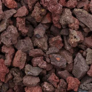 Nano Lava Stein - 2-8cm - 500g