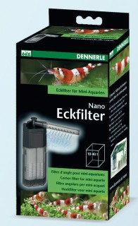 Dennerle Nano Eckfilter 10-40 Liter