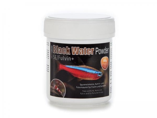 SaltyShrimp - Black Water Powder SE / Fulvic+ - 65g