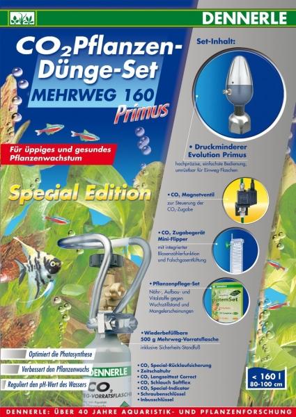MEHRWEG 160 PRIMUS Special Edition