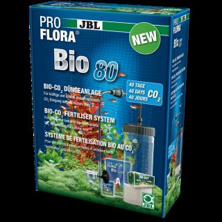 JBL ProFlora bio80 Komplettes Bio-CO2 Starter-Set
