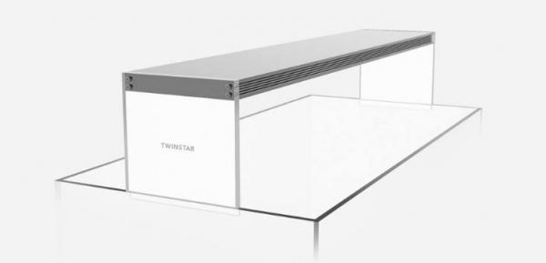 TWINSTAR - LIGHT II - Clear Type